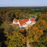 The Ilzenberg Manor from above